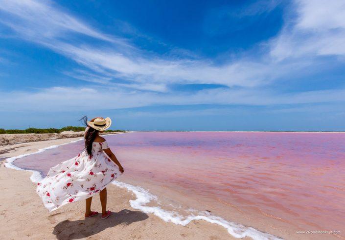 lac rose coloradas