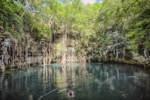 cenote mexique