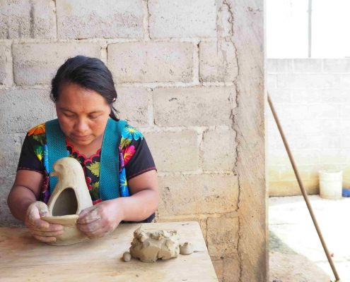 Poterie Amatenango Chiapas