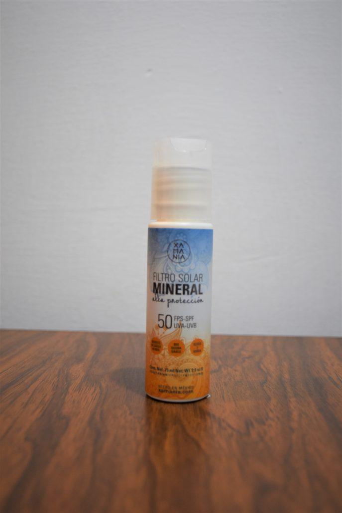 crème solaire bio eco mexikoo