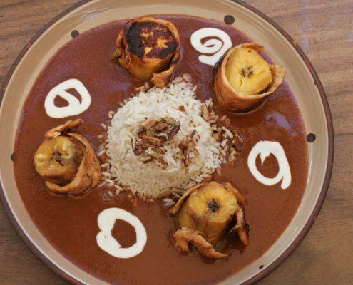 mole oaxaca cuisine