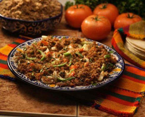 machaca chihuahua cuisine
