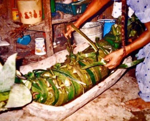 zacahuil tamal geant veracruz
