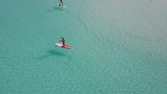 paddle lagune bacalar