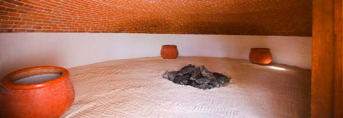 temazcal maya mexique