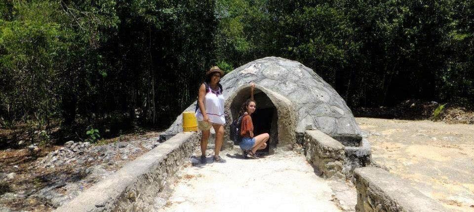 temazcal sauna maya