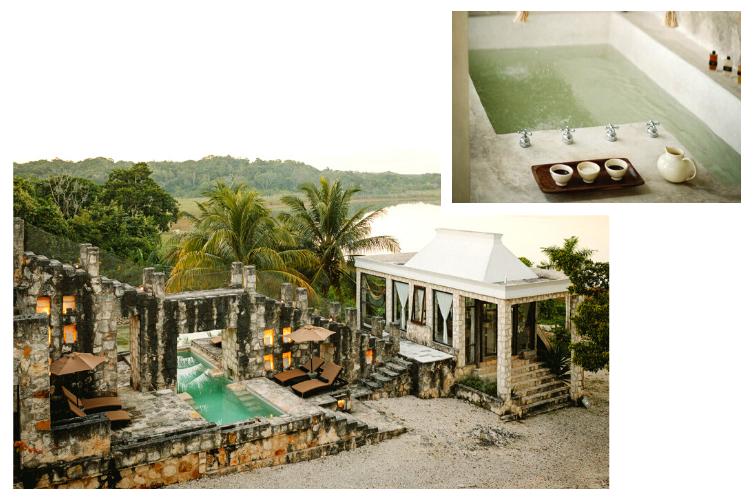 Voyage de noces Mexique - Hotel dans la Jungle