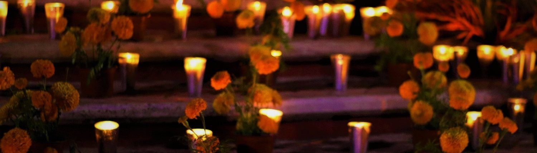 Inspirations Fête des morts au Mexique - Agence de voyages Mexikoo