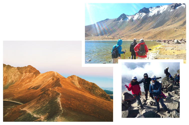 Randonnée Mexique - 3 jours de trekking Nevado de Toluca