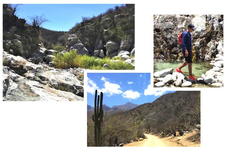 Randonnée Mexique - Sierra Laguna - Basse-Californie