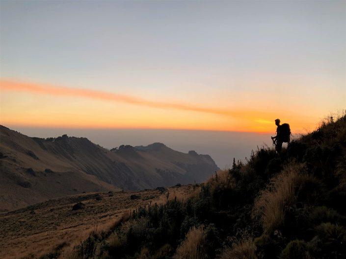 Randonnée au Mexique - Agence de voyage Mexique - Alpinisme
