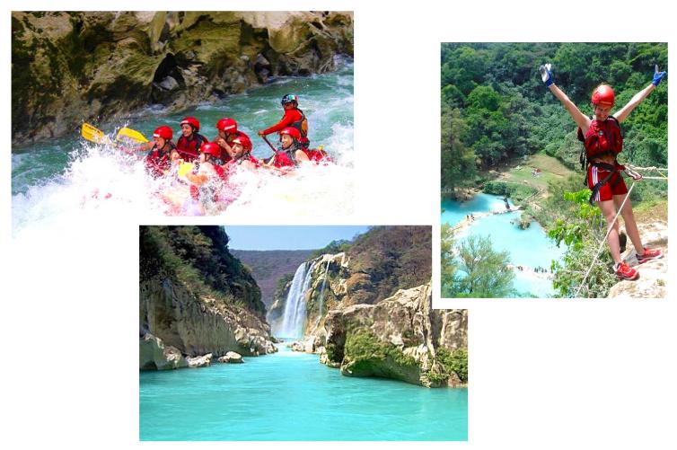 Rafting Mexique pour des sensations fortes dans la Huasteca Potosina