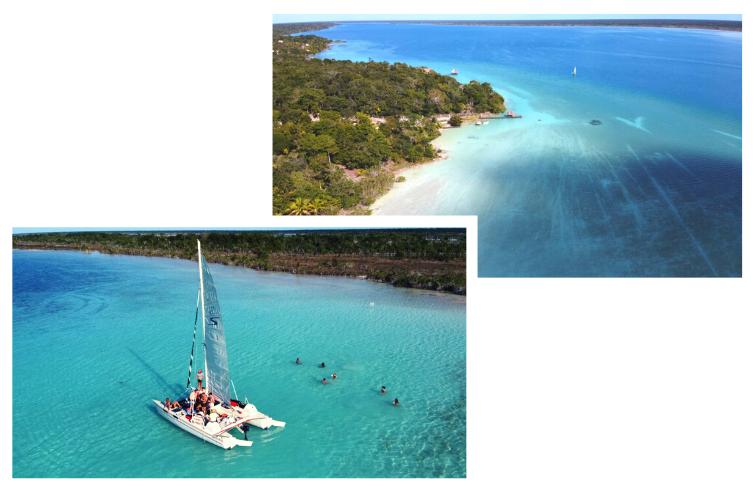 Voyage luxe Mexique - Croisière catamaran Caraibes