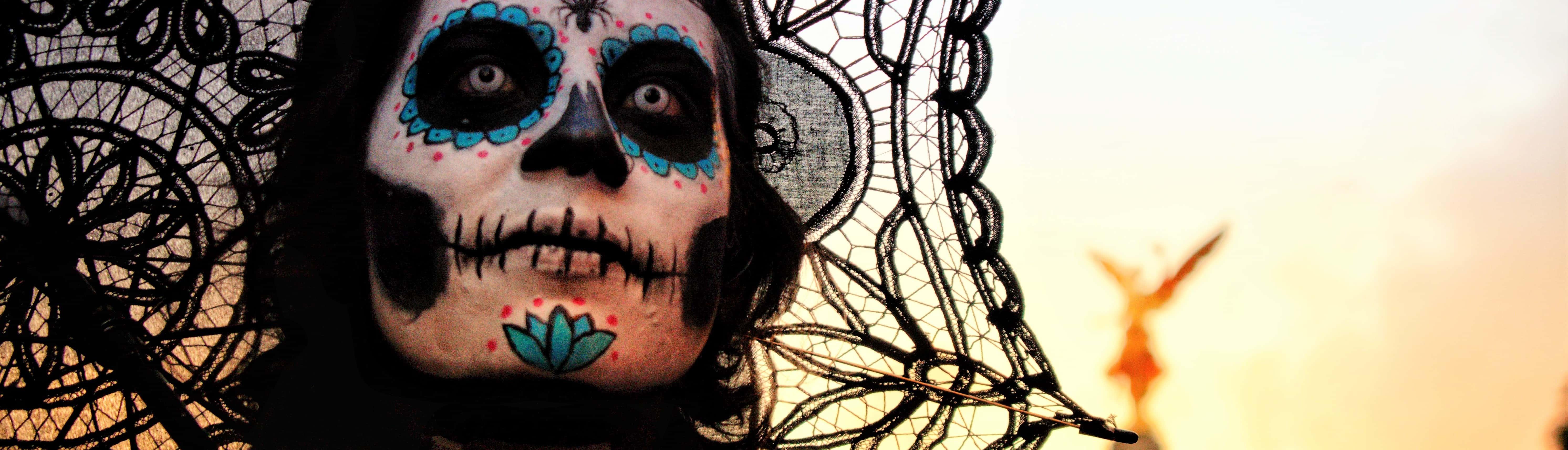 Día de los muertos - célébrations et déguisements au Mexique