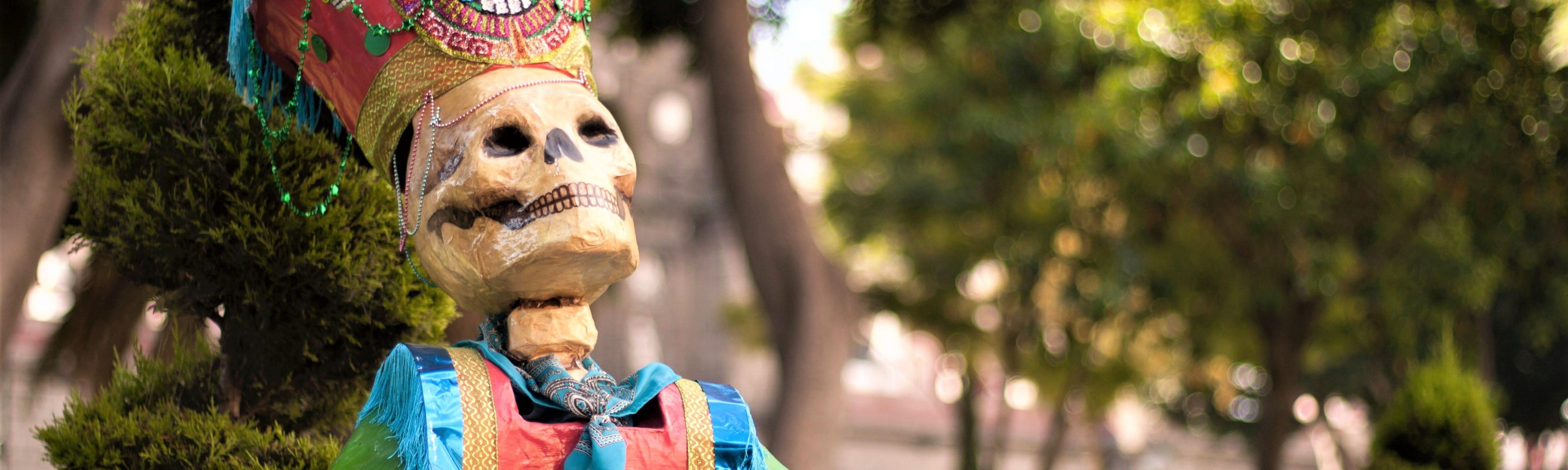 Día de lors muertos défilé