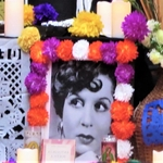 Photos de l'autel des morts día de los muertos au Mexique