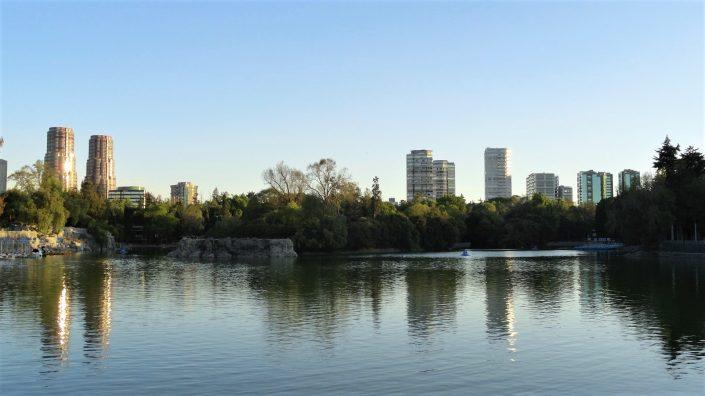 Parc Chapultepec - Mexico City Mexique