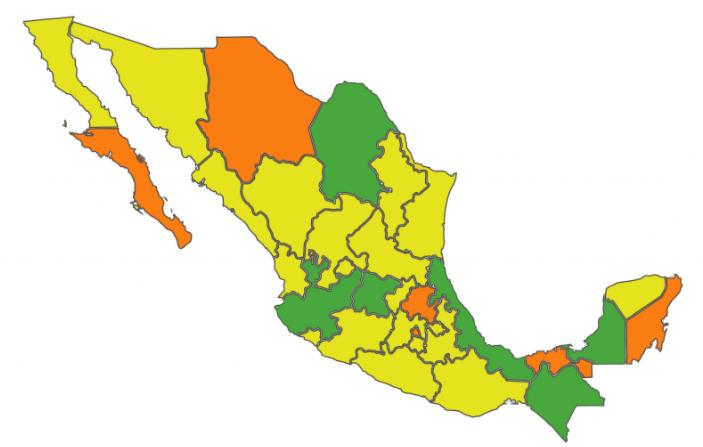 COVID 19 MEXIQUE